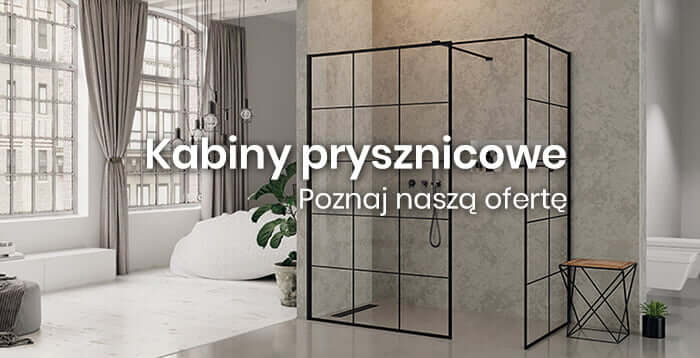Kabiny prysznicowe - Pati Art Studio